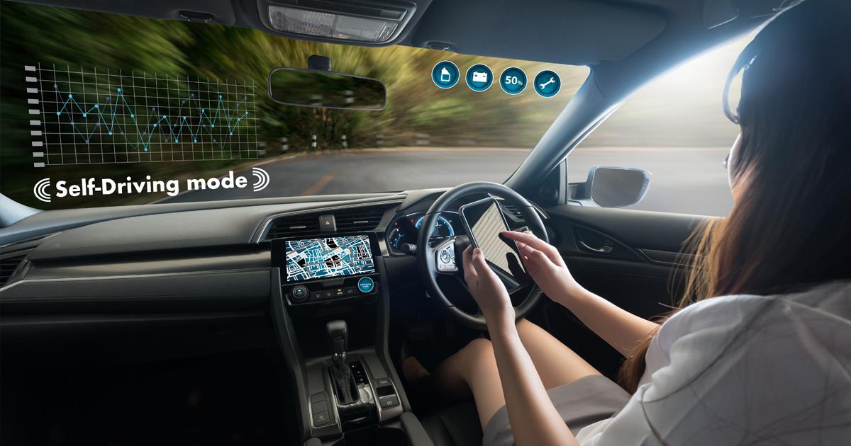 자율주행 Autonomous driving