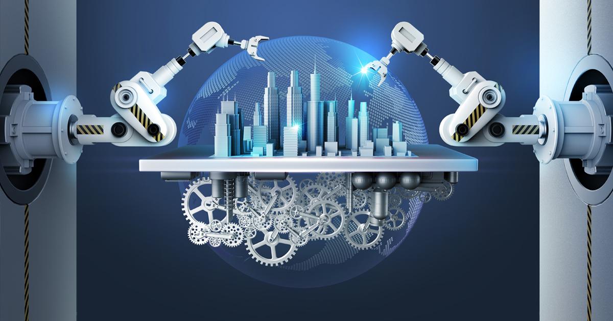 로봇 인더스트리 4.0 4차산업혁명